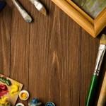 Peinture Acrylique sur Bois