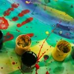 Caractéristiques Peinture Abstraite