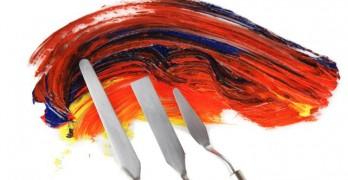 peindre au couteau