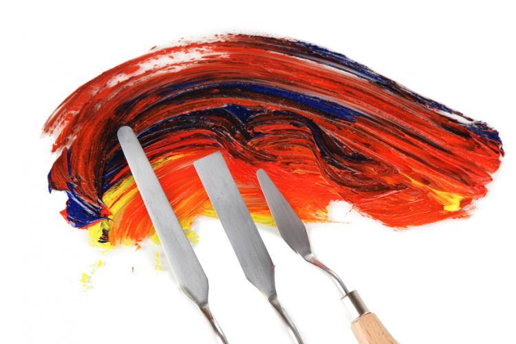 6 Trucs Pour Peindre Un Tableau Au Couteau