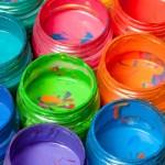 Comment jouer avec les couleurs de peinture ?