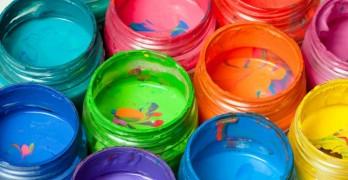 couleurs peinture