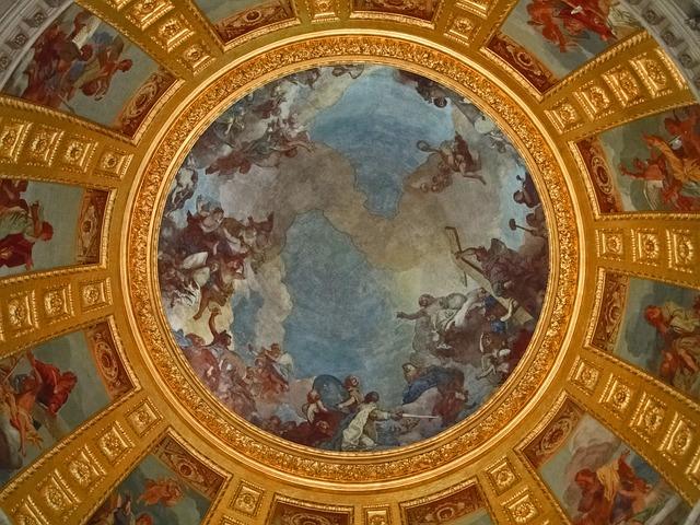 Chacun des grands mouvements de peinture : peinture gothique